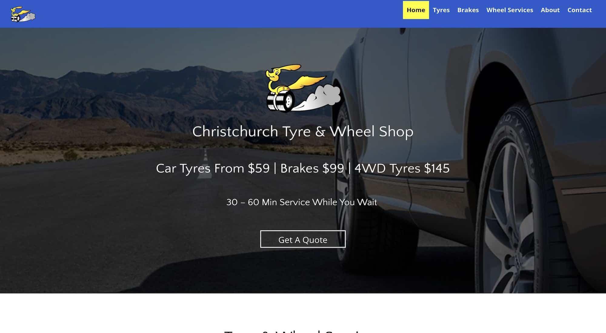 Scobie Tyres