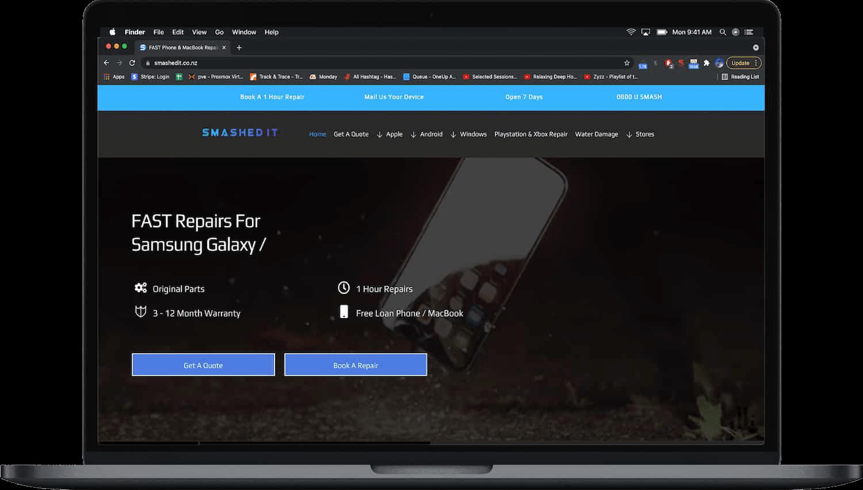 MacBook-Pro-Web-Design